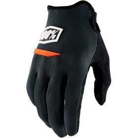 100% Ridecamp Bike Gloves grey